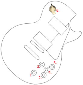 Pickup Wiring Switches Pre  Blend likewise  on parallel push pull wiring two humbuckers