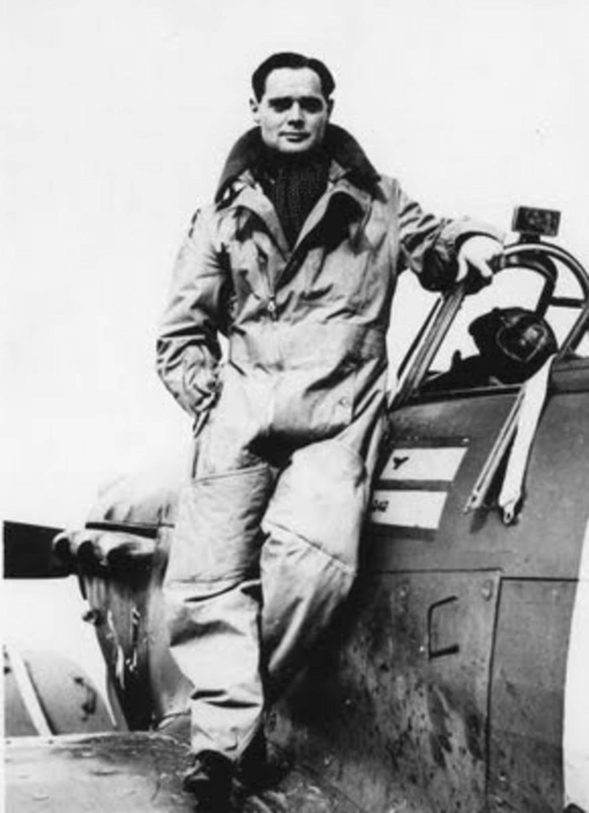 El piloto q volo sin piernas