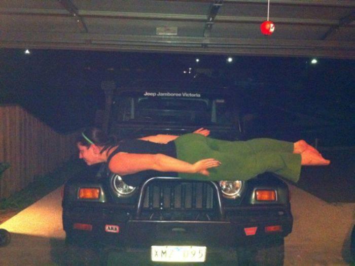 Planking - zabawa w leżenie 51