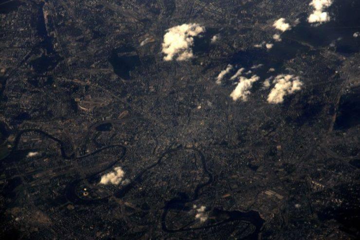 Ziemia widziana z kosmosu #2 46