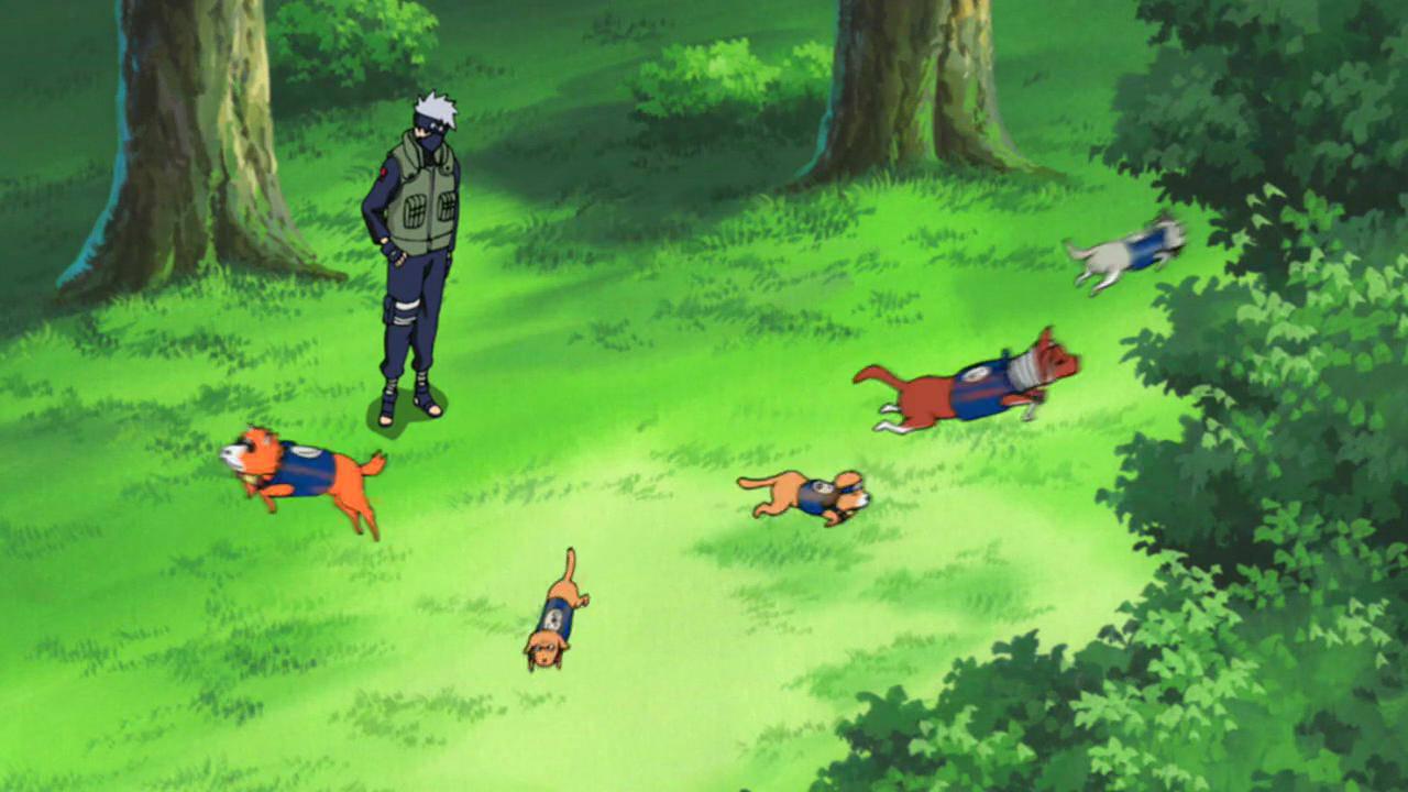 Mis Capturas Naruto Shippuden 218 Naciones en movimiento - Mundo ...