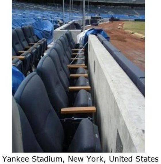 Najgorsze miejsca na stadionach 5