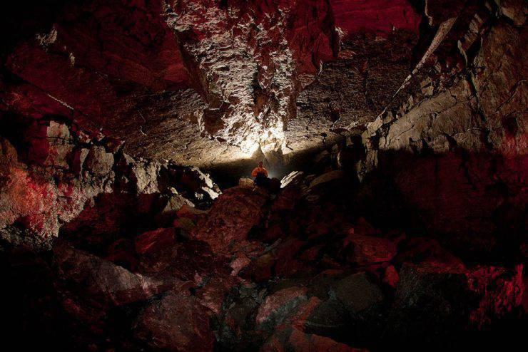 Eksploracja jaskini Orda 40