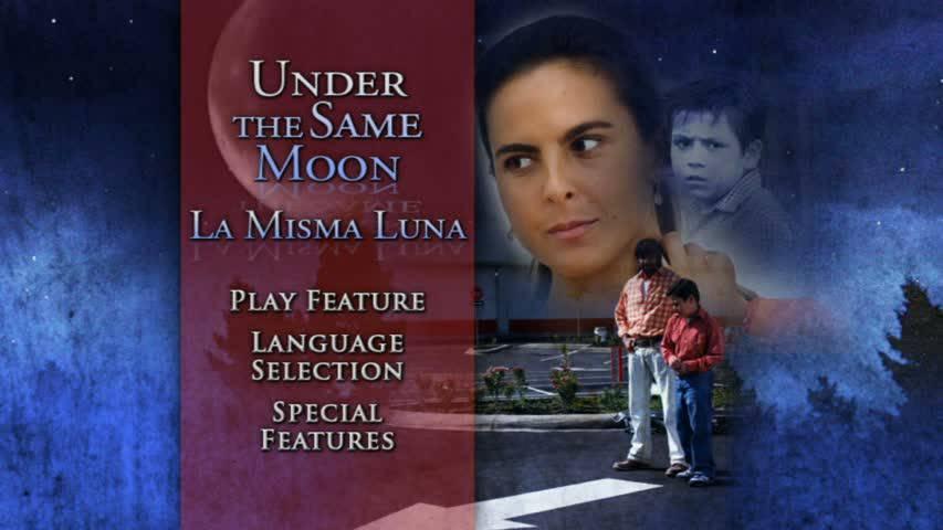 La misma luna 2007 dvdr latino pedido de juan full for Mural la misma luna