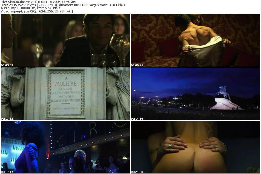 Softcore erotica clips