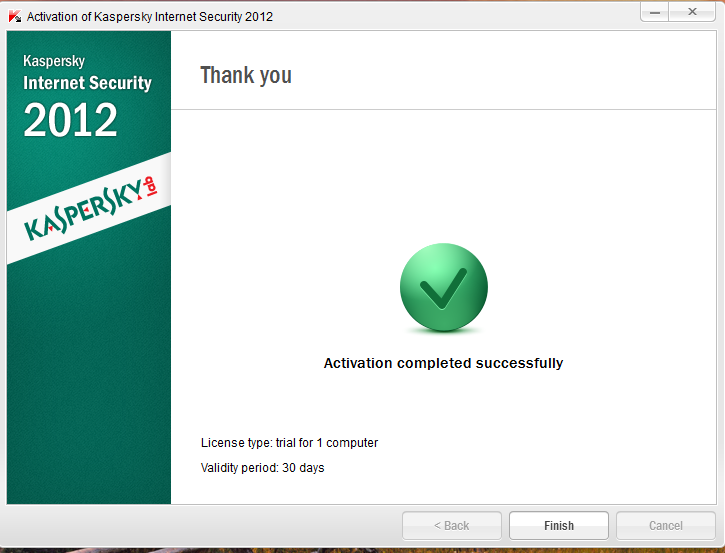 Keys for all kaspersky products trial reset