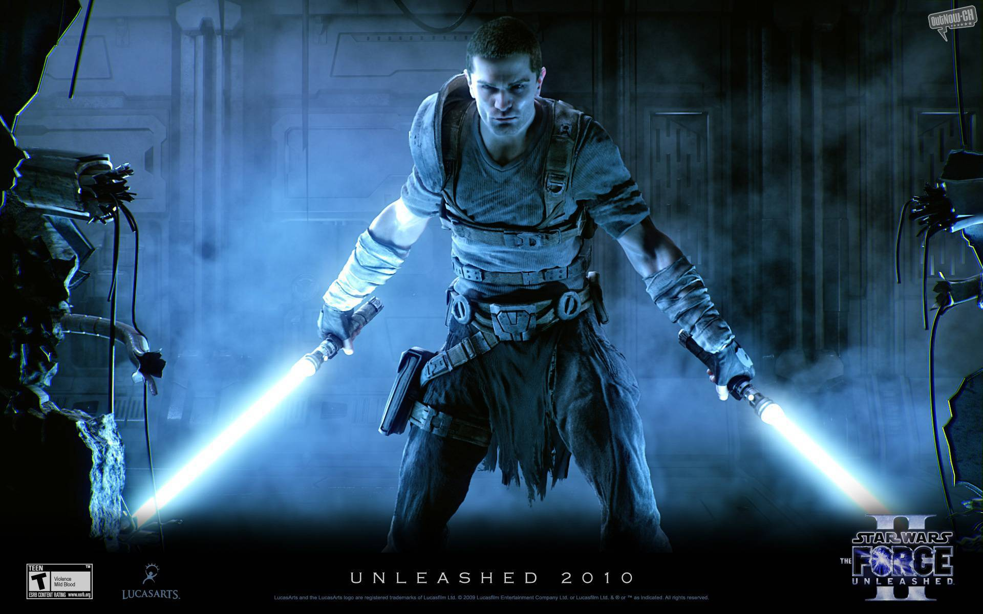 IStar Wars The force unleashed 2om