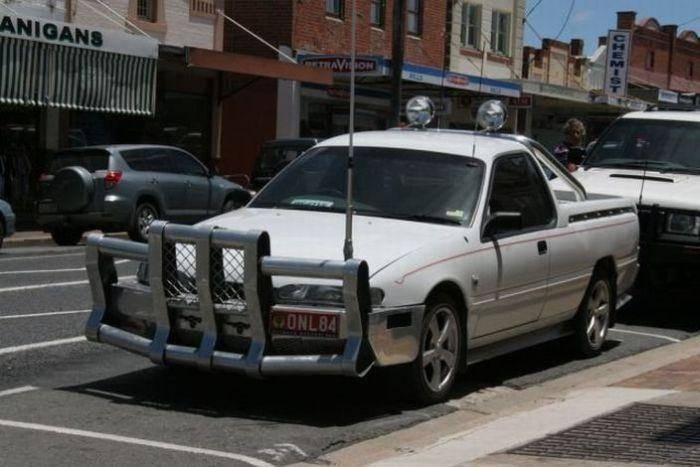 Najdziwniejsze samochody 28