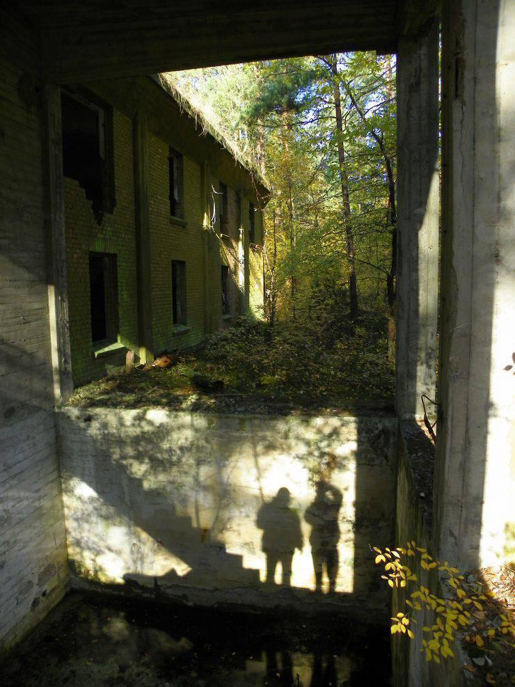 Ruiny DAG Fabrik Bromberg w Bydgoszczy 18