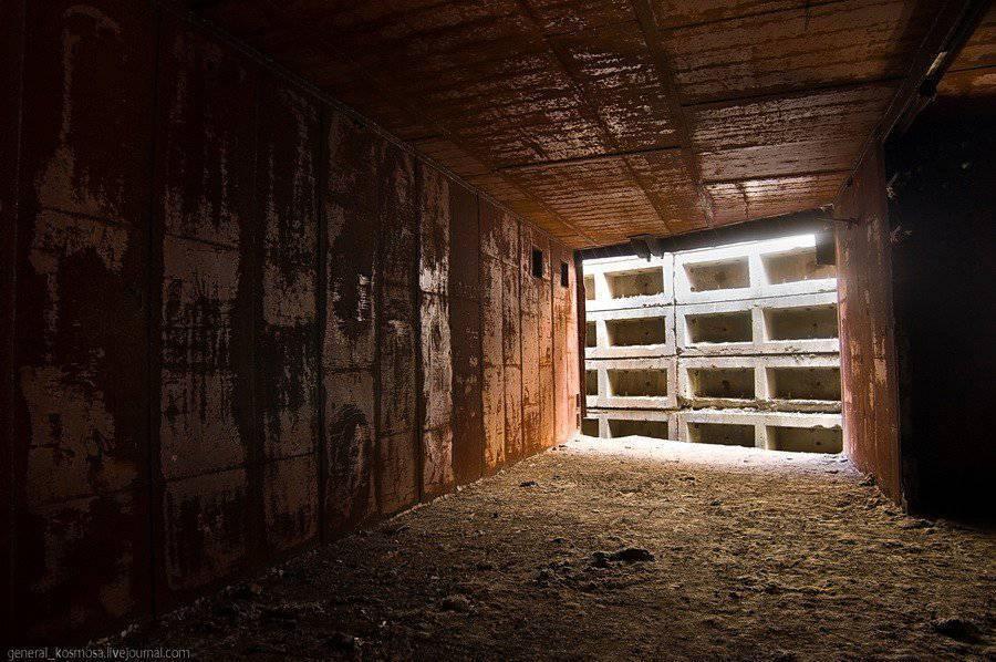 Opuszczony bunkier w Mołdawii 5