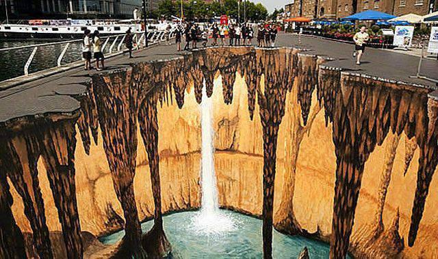 3D street art #2 19