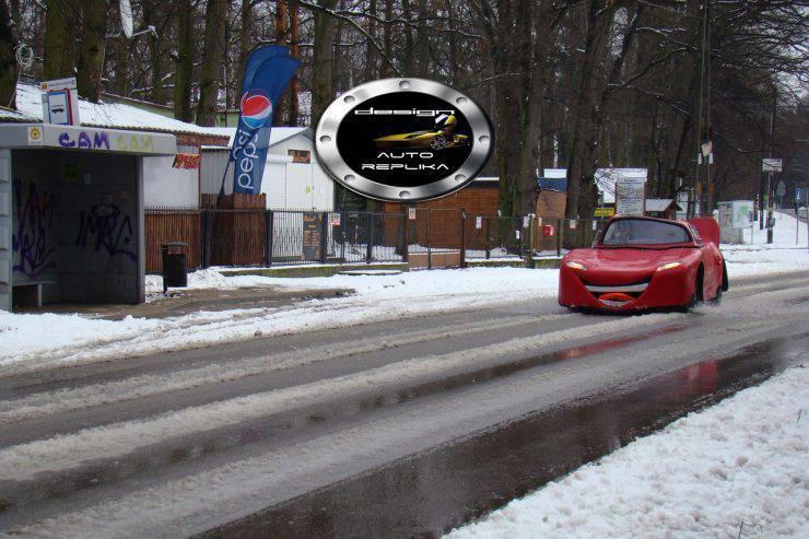 Zygzak McQueen w Polsce Nowe Miasto Lubawskie 16