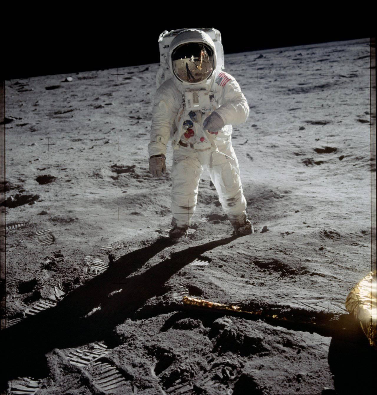 Misja Apollo 11 - lądowanie człowieka na Księżycu 46