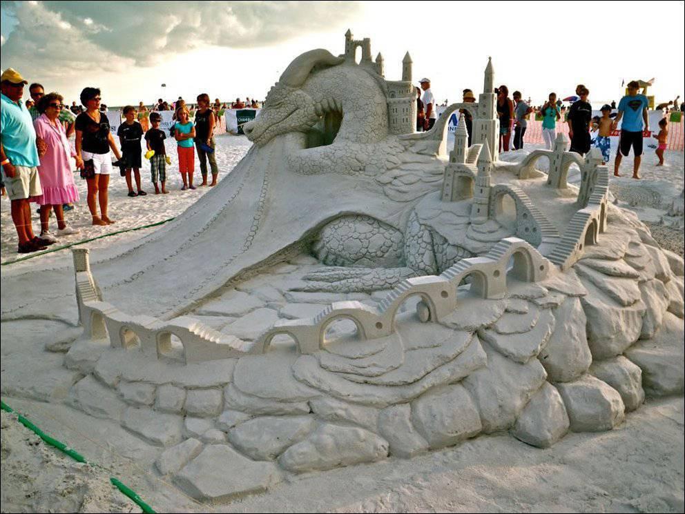 Rzeźby z piasku #5 23