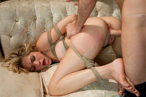 Lia Lor - Ravished by the Wrong Man - Kink/ SexAndSubmission (2012/ HD 720p)