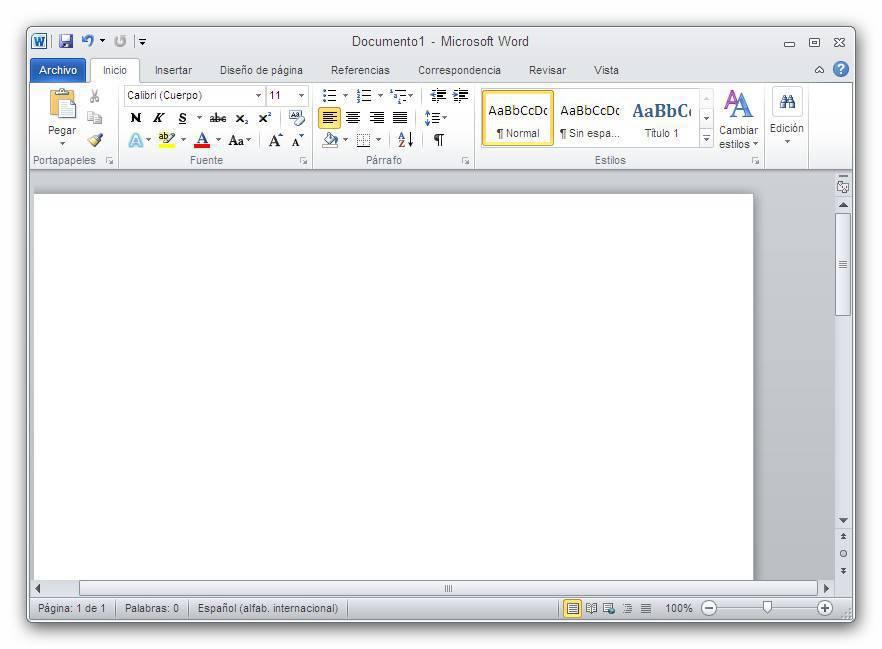 Microsoft Office Powerpoint 2010 En Espanol