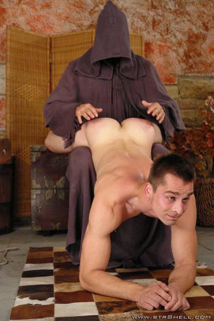 Гей монах видео