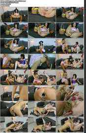 HotKinkyJo, Donna and Kinkynikky - DirtyGardenGirl (2012/ HD 720p)