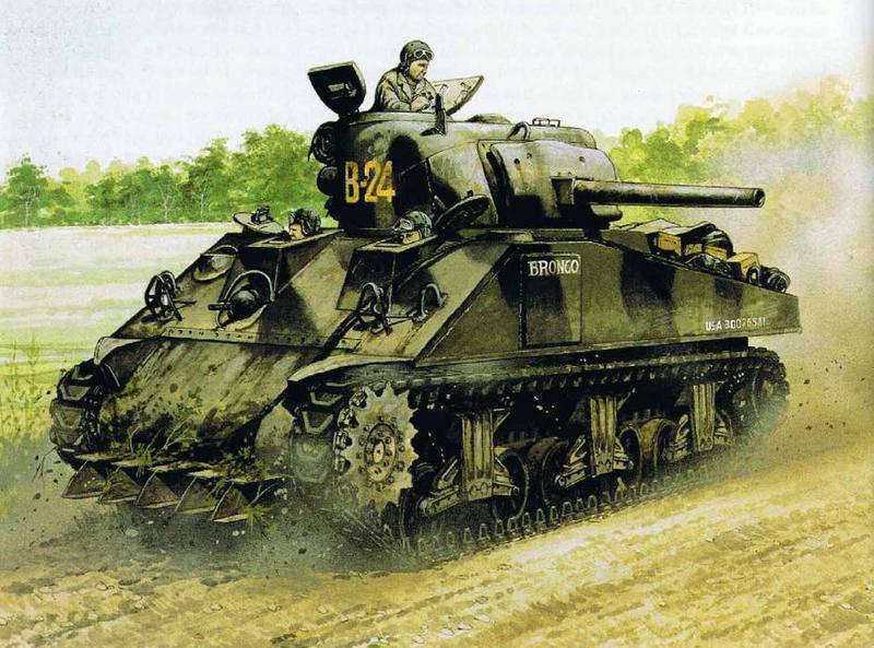 Sherman M4A1.( 76 ) W.. Italeri 1/35.. 1693588091ef06a309b9f868857cb1371e5b17b2