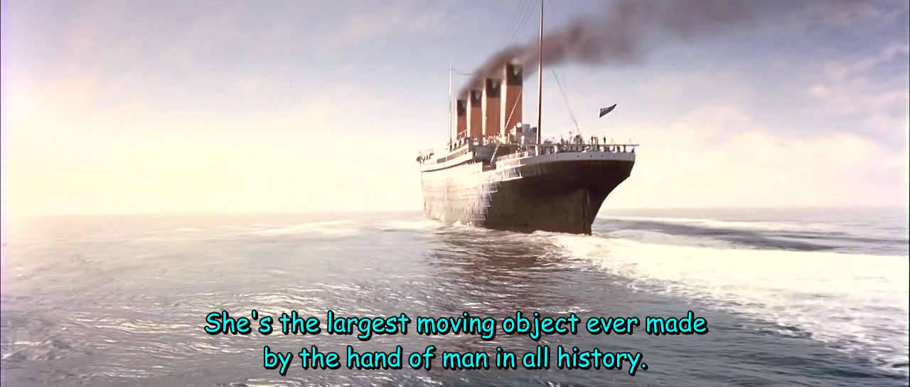 Titanic 1997 nHD 720p x264 NhaNc3 preview 4