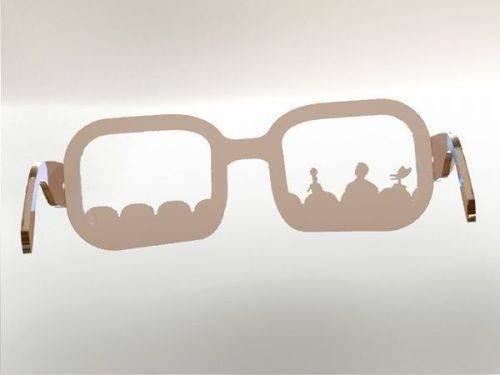 Nietypowe okulary 36