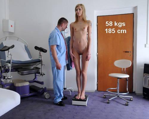 Порно гино клиник сильвия