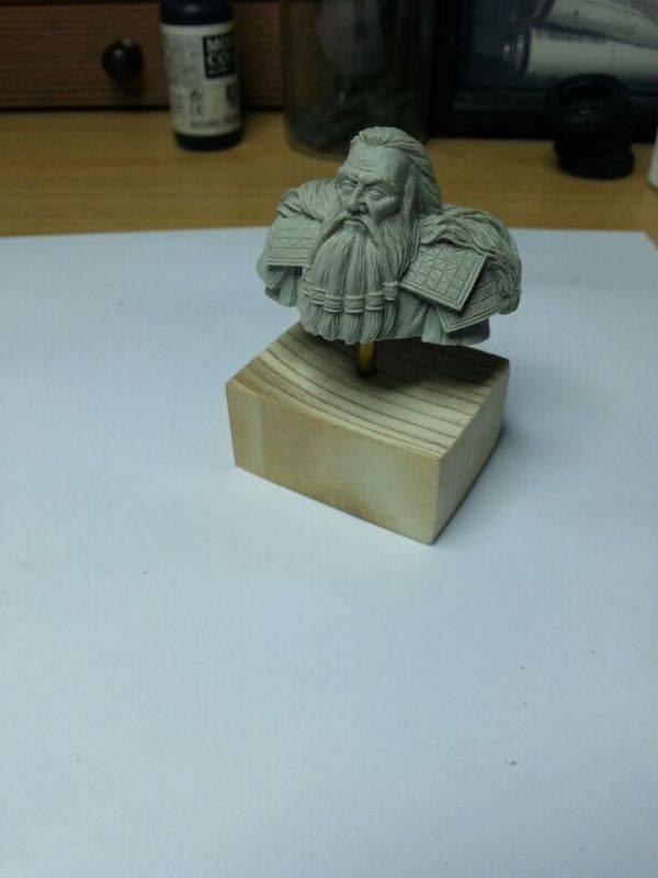King Derkin (Busto de 150mm, Nocturna Models) 170396594d9d8448828f1767c5c9fbff46f531ee
