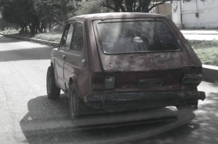 Samochody widmo 17