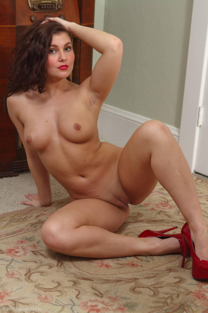 Mature natural big breast