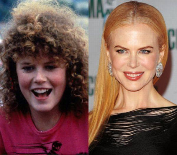 Aktorzy kiedyś i dziś 1