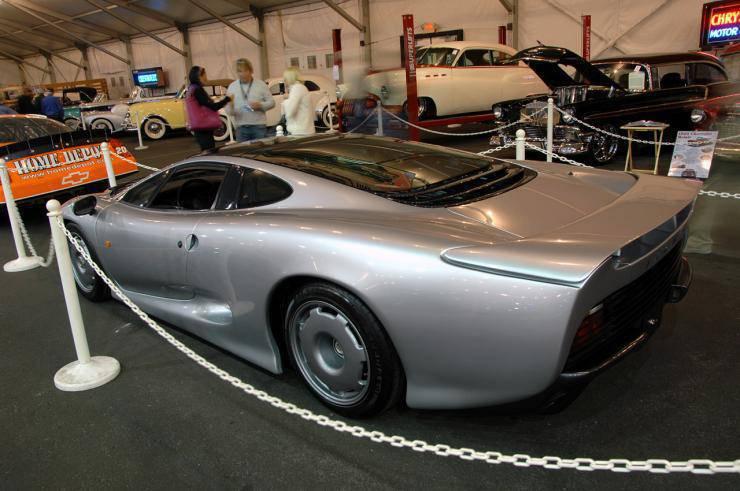 Najszybsze samochody świata 48