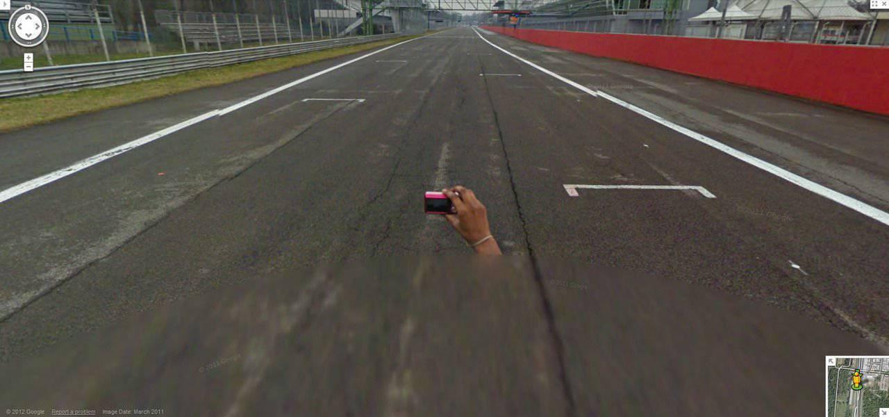 Nietypowe sceny z Google Street View #3 21