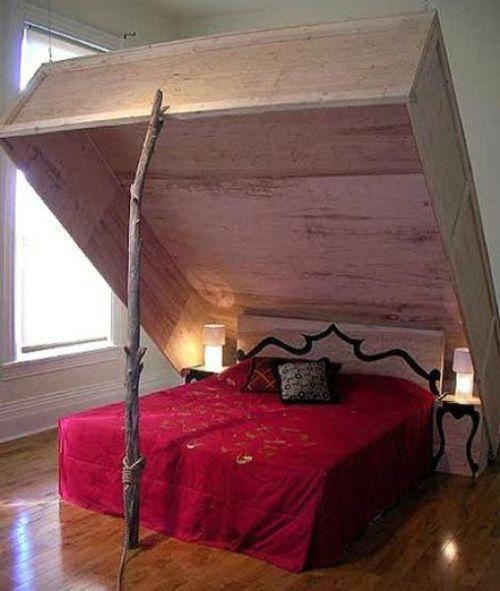 Najdziwniejsze łóżka 35