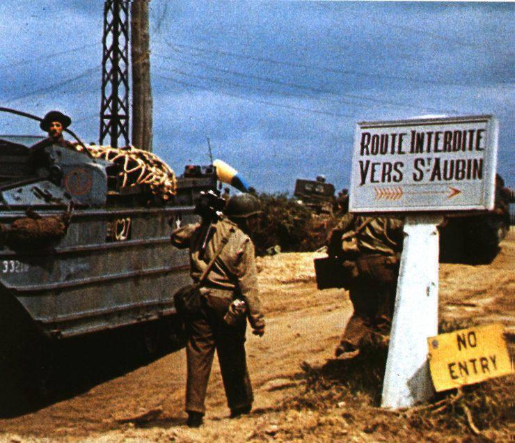 II wojna światowa w kolorze 72