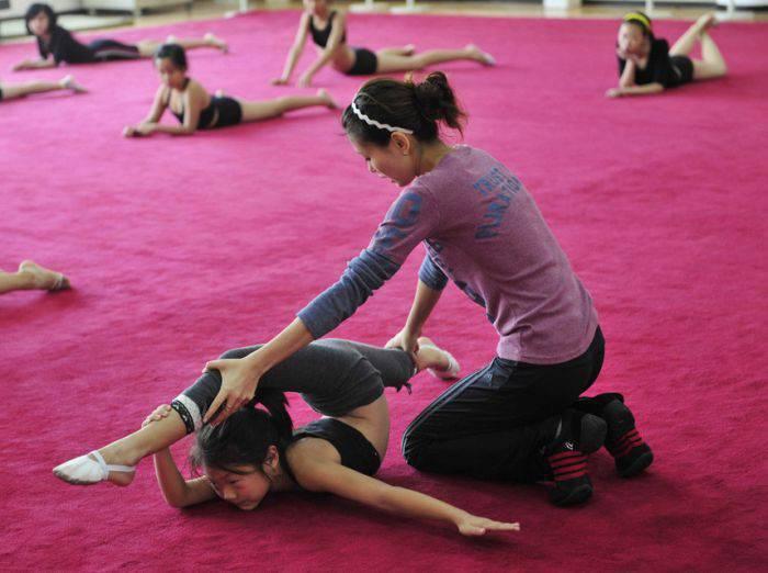 Chińska szkoła gimnastyki #2 18