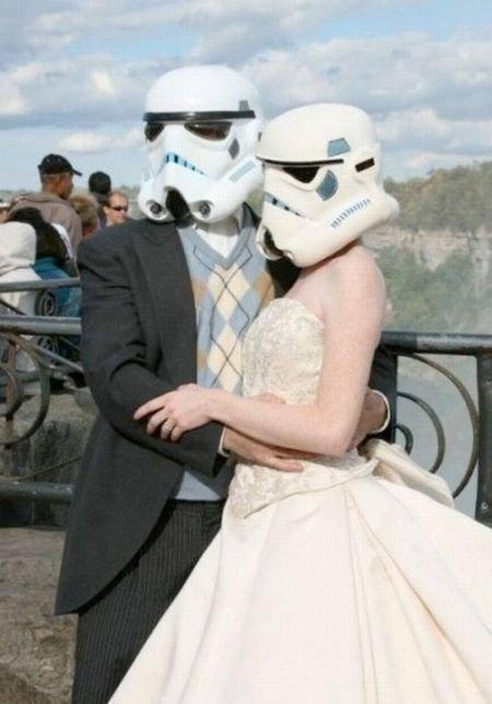 Najdziwniejsze zdjęcia ślubne 3