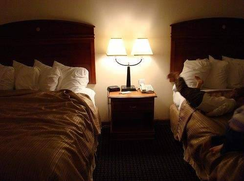Łóżkowe wygłupy 40
