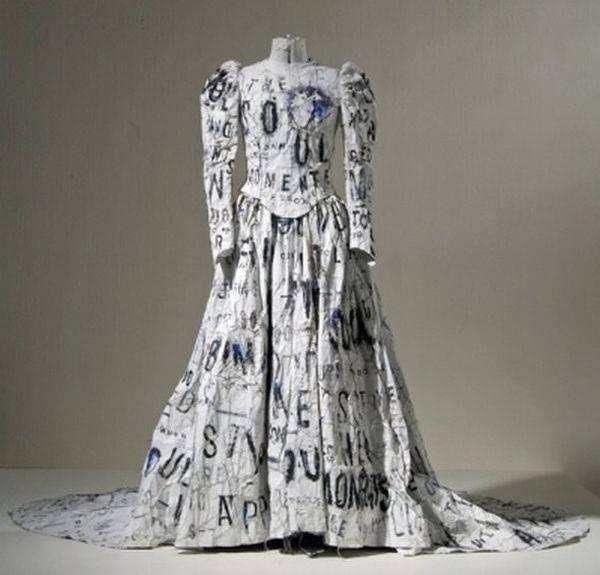 Oryginalne suknie ślubne 22