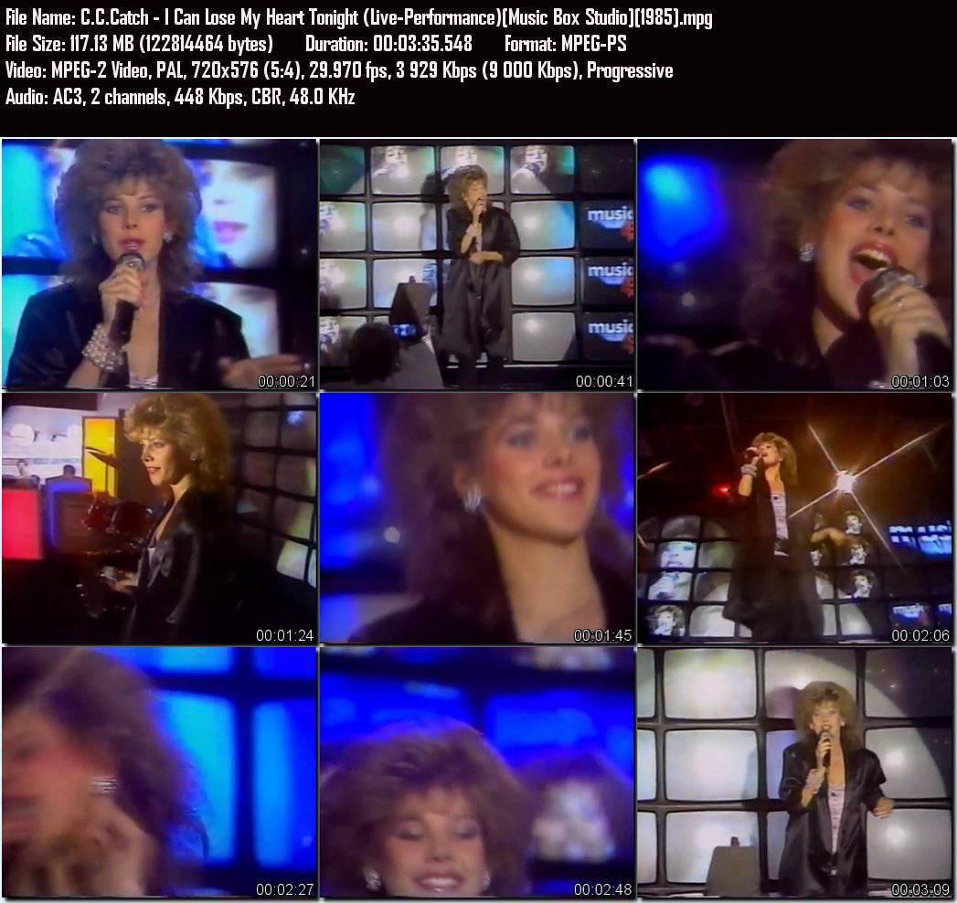 Krayzee - i can lose my heart tonight 99 clip (neu bei viva 24011999) раскадровка