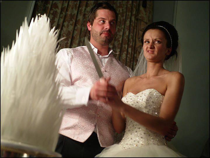 Najdziwniejsze zdjęcia ślubne #4 24