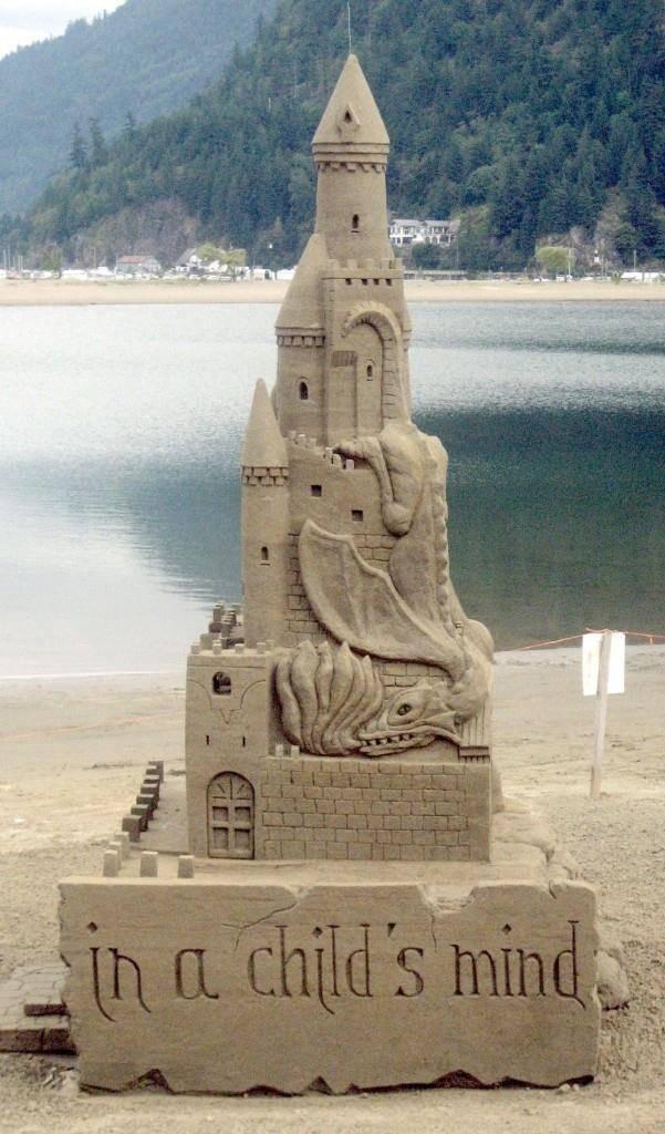 Rzeźby z piasku #6 15