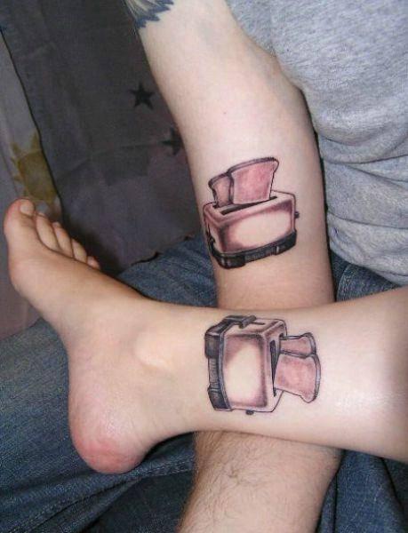 Oryginalne tatuaże 40