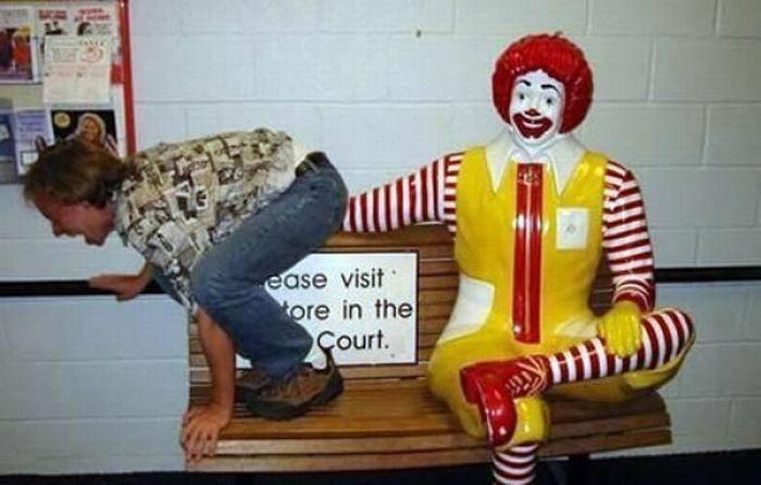 Niełatwe życie Ronalda McDonald 20