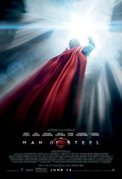 Man Of Steel (2013) TeleSync HD x264-HDA