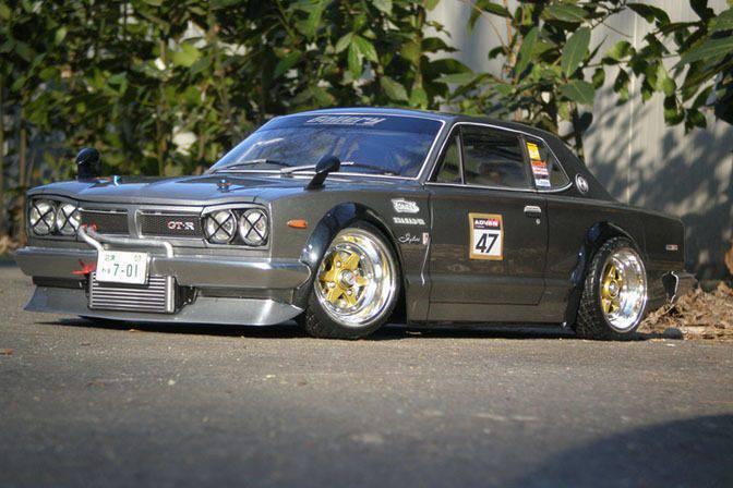 RC drifting czyli niesamowite samochody na sterowanie 21
