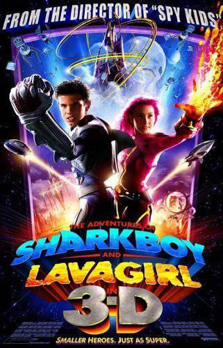 The Adventures Of Sharkboy And Lavagirl 2005 BRRip Xvid AC3-GeeKeD