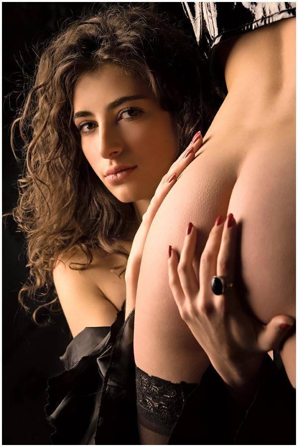 Subtelne zdjęcia kobiet #5 8