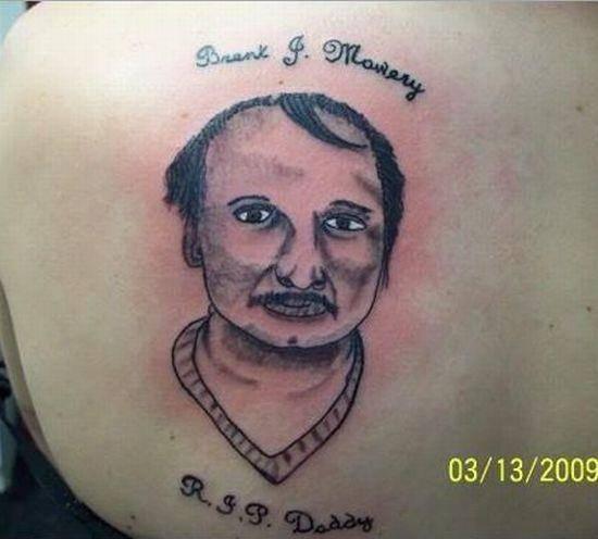 Szalone tatuaże 11