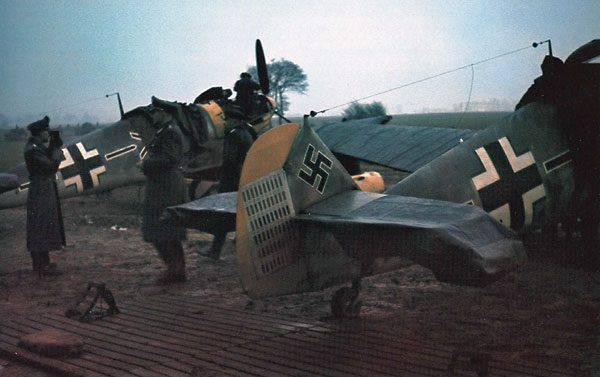 Samoloty z okresu II wojny światowej 244