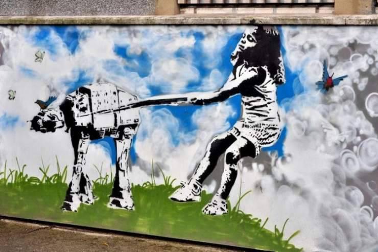 Kreatywne graffiti #2 10